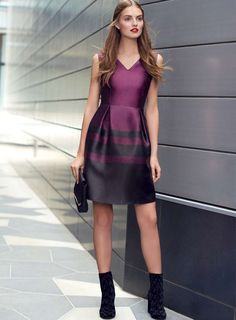 Discover this Luxe look and loads more at Dorothy Perkins Striped Prom Dresses, Petite Outfits, Dorothy Perkin, Dress To Impress, Dresses Online, New Look, Fashion Online, Street Style, Chic
