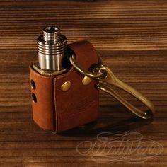 Vape「Phantus Mini Brass Monkey」専用レザーケース #007の画像3枚目