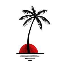 Paradise tattoo idea!