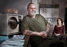 Jonathan Bielaski - Environmental Portrait Photographer
