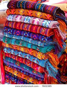 Find textiles sale market chiapas mexico Stock Images in HD and millions of other royalty-free stock photos, illustrations, and vectors in the Shutterstock collection. Thousands of new, high-quality videos added every day. Mexican Colors, Mexican Style, Mexican Textiles, Mexican Fabric, Indian Fabric, Mexican Folk Art, Belle Photo, Bunt, Weaving