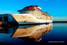 MSC PREZIOSA uma elegante obra de arte de design em navios de cruzeiro.  máximo de conforto e serviço e o que há de mais avançado em termos de tecnologia para respeitar o meio ambiente. E como cada navio da frota MSC Cruzeiros, o PREZIOSA é desenhado para oferecer a todos os hóspedes o máximo em experiências em cruzeiros. Com 140 mil toneladas, 1.751 cabines e capacidade para mais de 4.300 hóspedes, oferece 18 andares onde o público poderá desfrutar uma completa infraestrutura.