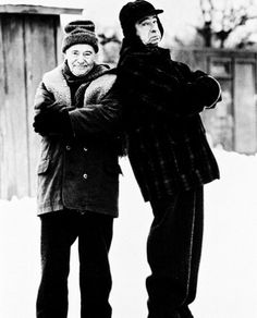 """""""Failure seldom stops you. What stops you is the fear of failure."""" ~Jack Lemmon <3  """"A lot of parts I want they give to Robert Redford. ~Walter Matthau <3"""
