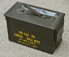 74 Uses For A Military Ammo Can (Anything else you can think of?) - http://SurvivalistDaily.com/74-uses-for-a-military-ammo-can/