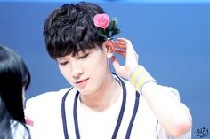 ugh! This guy has seriously ruined my hopes and dreams of finalizing my svt bias list. It was supposed to be Hoshi and Woozi and then he came along and ruined it. And we all know that wherever wonwoo is there's mingyu and ugh I don't know what to do anymore -.-