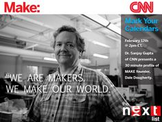 WE ARE the MAKERS --- Interview from Next and CNN