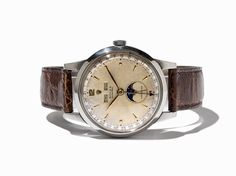 Rolex Padellone Perpetual, Ref. 8171, Switzerland, Around 1950