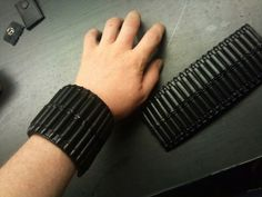 how to make black widow's bullet bracelets? - Cosplay.com