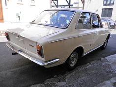 1967 Toyota Corolla 2-door Sedan