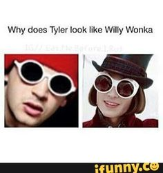 i was just thinking this XD<<< the bean version of willy Wonka.