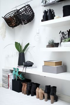 Smart (and simple) organization