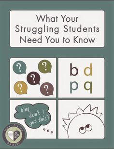 Every teacher wants to help struggling students, but we don't always know how. This post describes how struggling students may be lacking certain processing skills that would make them more successful. Learn what they are and how to address the issues. Reading Resources, Reading Strategies, Teaching Reading, Teacher Resources, Learning, Teaching Ideas, Reading Tutoring, Teacher Tips, New Classroom