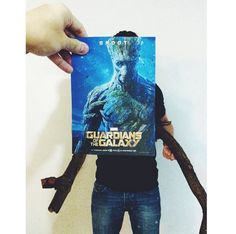 Groot things come to those who are willing to branch out. - by jaemyc #GuardiansoftheGalaxie #GotG #Groot