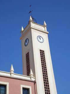 NAVALCÁN (TOLEDO) - Torre del Reloj.