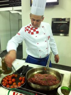 Croatian food and wine festival