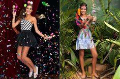 Fantasias de Carnaval da Dress To pra 2015 - Arlequina e Índia