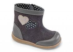 See Kai Run Shelby Grey Boot