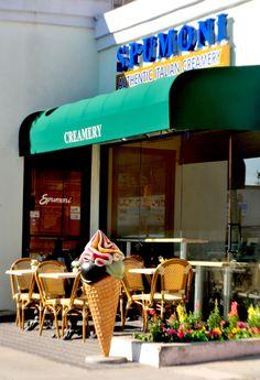 Spumoni Authentic Italian Creamery