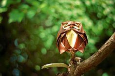 incríveis trabalhos de origami        ✰ıήşρıяάçãǿ ✰