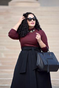 Curvy Girl Fashion, Modest Fashion, Plus Size Fashion, Fashion Dresses, Plus Size Fall Outfit, Plus Size Outfits, Mode Plus, Looks Plus Size, Curvy Girl Outfits