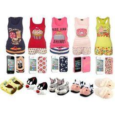 Pijamas + cases + pantufas :) Womens Fashion, Polyvore, Wattpad, Image, Shirts, Style, Fuzzy Slippers, Couple, Women's Work Fashion