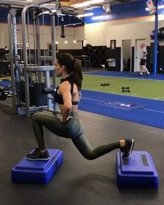 "5,331 Likes, 72 Comments - Alexia Clark (@alexia_clark) on Instagram: ""Plyo Work 1. 45seconds 2. 12 Reps each side 3. 45seconds 4. 12 Reps each side 3-5 rounds…"""