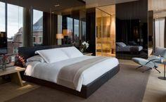 Conservatorium hotel by Piero Lissoni, Amsterdam   Netherlands hotel hotels and restaurants
