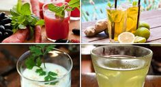 4 Fasting Drinks that will Help you to Flush Out Toxins