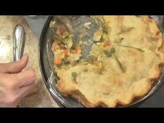 Quick & Easy Chicken Pot Pie