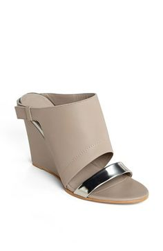 Vince 'Kasia' Wedge Sandal available at #Nordstrom