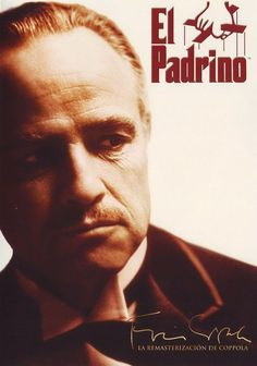 El padrino (1972) América, años 40. Don Vito Corleone (Marlon Brando) es el respetado y temido jefe de una de las cinco familias de la mafia de Nueva York. Tiene cuatro hijos: Connie (Talia Shire), el impulsivo Sonny (James Caan), el pusilánime Fredo (John Cazale) y Michael (Al Pacino), que no quiere saber nada de los negocios de su padre. Cuando Corleone, en contra de los consejos de 'Il consigliere' Tom Hagen (Robert Duvall), se niega a participar en el negocio de las drogas, el jefe de...