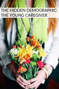 The Young Caregiver: The Hidden Demographic
