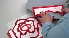 How to Machine Appliqué in a New Way: Fast-Piece Appliqué, via YouTube.