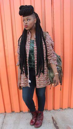 SPOTLIGHT: http://msbambaataa.tumblr.com/ - ♥ Black Girls R Pretty 2 ♥