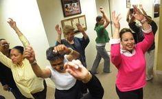 Instant Recess® break at Summit Health
