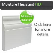Moisture Resistant HDF
