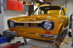Escort Mk1, Ford Escort, Ford Rs, Car Ford, Ford Capri, Ford Motorsport, Ford Sierra, Ford Classic Cars, Old Fords