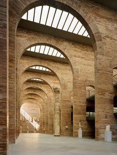 rafael moneo / museo nacional de arte romano, mérida