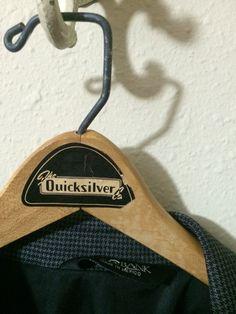 The quicksilver hanger