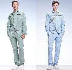 Trends for Men's Fashion! #itdandy #mensfashion #colors