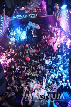 One of the high grade nightclub in Hong Kong is Magnum club which is located on 4th Floor of Silver fortune Plaza, Wellington Street, Central. Panoramic view of Lan Kwai Fong and golden decoration makes it perfect club for a gorgeous night in HongKong.
