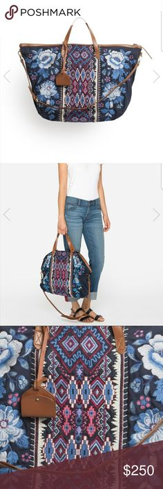 Johnny was bag Johnny was DEXTER WEEKENDER BAG NEW OPEN TO OFFERS Johnny Was Bags Travel Bags