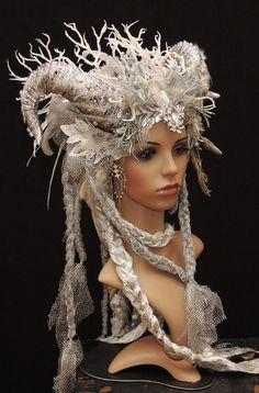Ice Queen-Phantasie-Kopfschmuck-Headdress - Поиск в Google