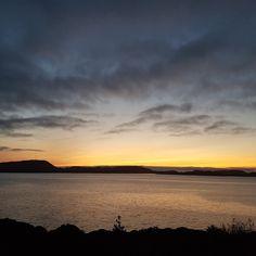 Early morning. Skudeneshavn. Norway. Tone Lepsøes pictures.