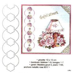 Embroidery Cards, Embroidery Patterns, Card Patterns, Stitch Patterns, String Art Tutorials, Paper Art, Paper Crafts, Sewing Cards, Edge Stitch