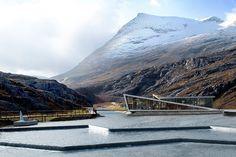 Ved Trollstigen, Norge - Reidulf Ramstad Arkitekter