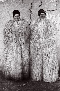 Janos Stekovics is a Hungarian photographer and publisher based in Germany. This is a collection of portraits he took of twin farmers in the The Lukács twins were 63 years old when the photographer visited the village to photograph them. Old Photos, Vintage Photos, Vintage Photographs, Folklore, Costume Ethnique, Wooly Bully, Identical Twins, Portraits, Maori