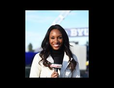 Meet your Tall Sister Maria who's an anchor for the ESPN and SEC network! Meet Your Tall Sisters Maria Taylor Saturday Night Football, College Football Season, Maria Taylor Espn, Tall Women, Black Women, Samantha Ponder, Taylor Name, Sec Network, Sports Women