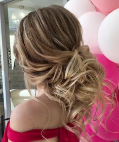 Hairstyle Inspiration - Elstile Featured Hairstyle: Elstile Wedding Hairstyles and Makeup;Featured Hairstyle: Elstile Wedding Hairstyles and Makeup; Wedding Hairstyles For Long Hair, Wedding Hair And Makeup, Hair Makeup, Hairstyle Wedding, Hair Wedding, Wedding Vows, Wedding Dresses, Medium Hair Styles, Short Hair Styles
