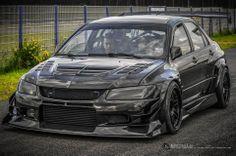 Subaru Hunter.